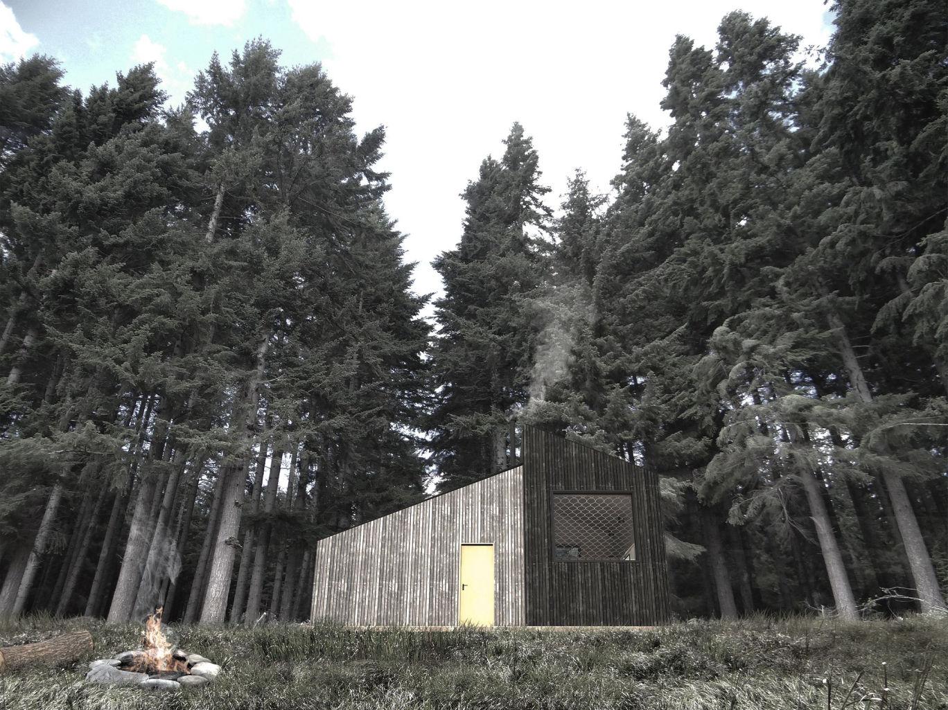 Una pequeña casa pensada a nuestra medida