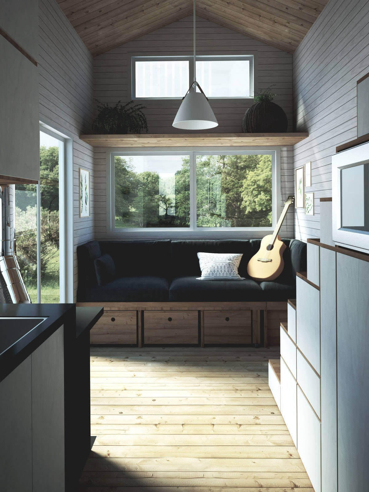 Tiny House como alternativa a las casas rodantes