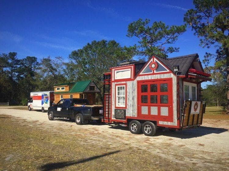 Tiny House una alternativa a los contenedores