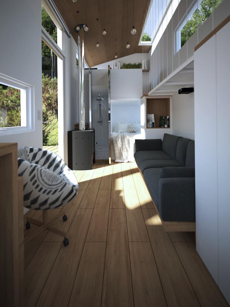 10 Beneficios de vivir en una Tiny House
