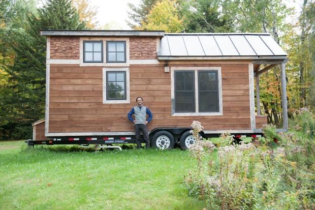 Por qué elegí el estilo de vida de las Tiny House