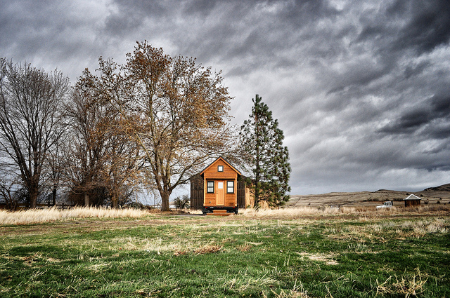 Tiny Houses: ¿Son ideales para los adultos mayores?